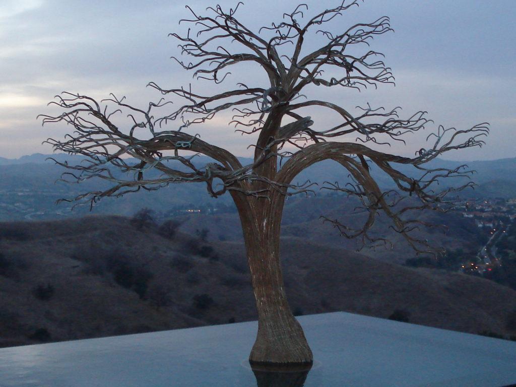 Copper Tree 001